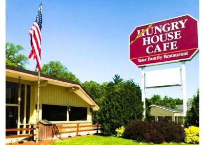 Hungry House Cafe