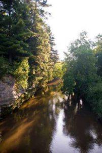 kickapoo river bluffs