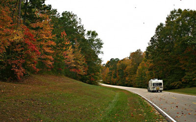 Camping and Cabins of the Driftless